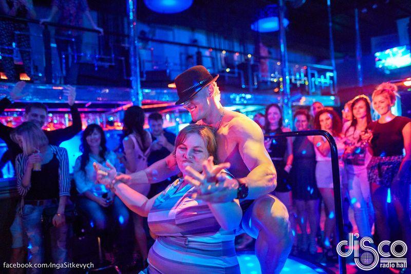 «Девичник. Men strip show» в «Disco Radio Hall»