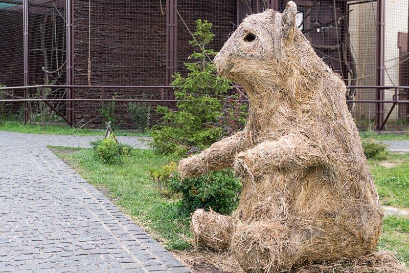 «Країна Гарбузія» в зоопарке «12 месяцев»