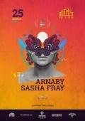 «Nastya Arnaby и Sasha Fray» в «Mozgi Bar & Shop»