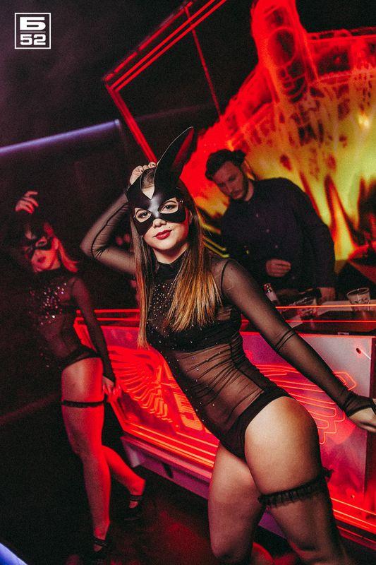 Вечеринка «Jungle Fever» в клубе «Б-52»