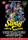 Вечеринка «RnB BooM.Young, Swag Party Monsters» в «Forsage»