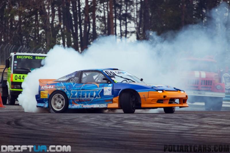 Ukranian Drift Championship (UDC) 2013