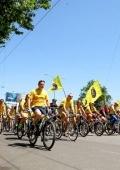 Велопрогулка «Critical Mass Ukraine»
