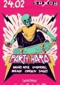Вечеринка «Party Hard» в клубе «Saxon»