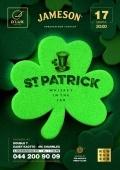Вечеринка «Saint Patrick's Day» в клубе «D'Lux»