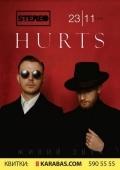 Концерт «Hurts» в «Stereo plaza»