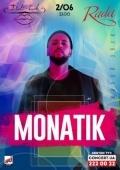 Концерт «Monatik» в «Dali Park»