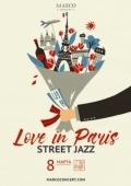 Концерт «Street Jazz. Love in Paris» в клубе «Bel'Etage»