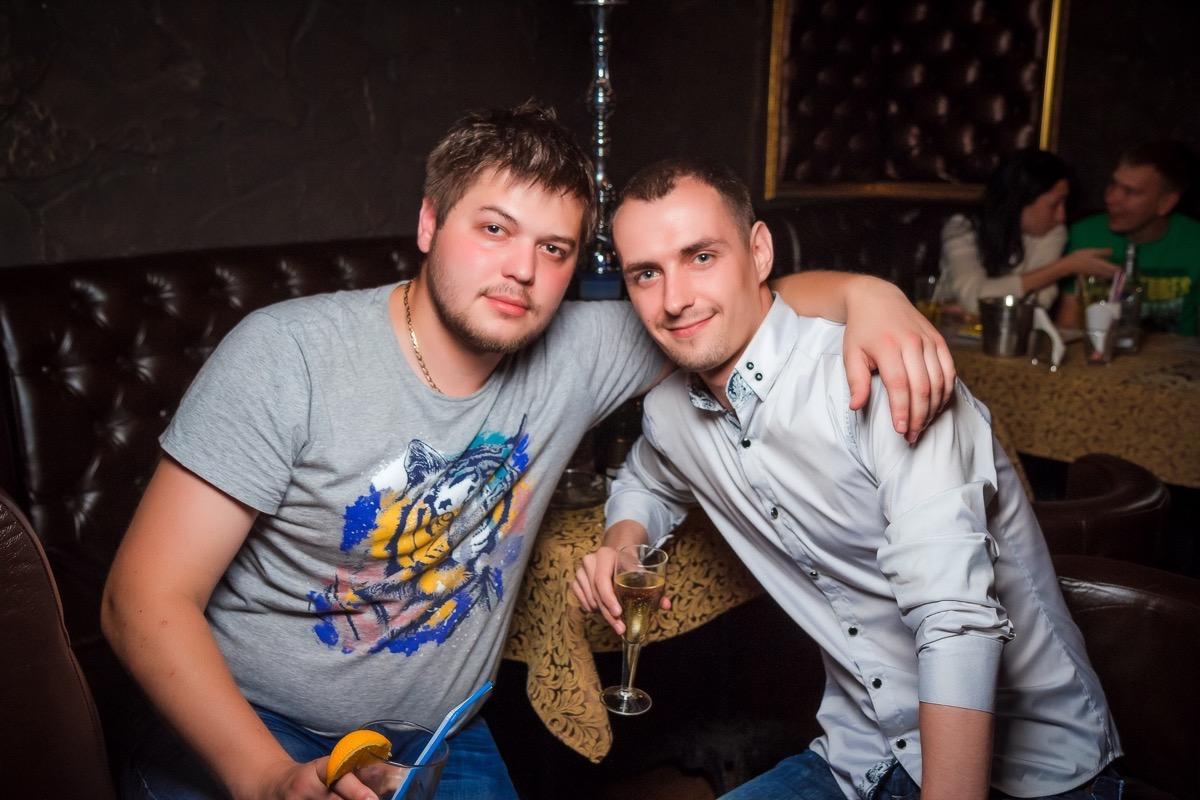 «Party Hard» в клубе «Saxon»