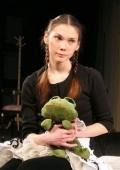 Спектакль «Ангелочек, или Сексуальные неврозы наших родителей» в театре им. Леси Украинки