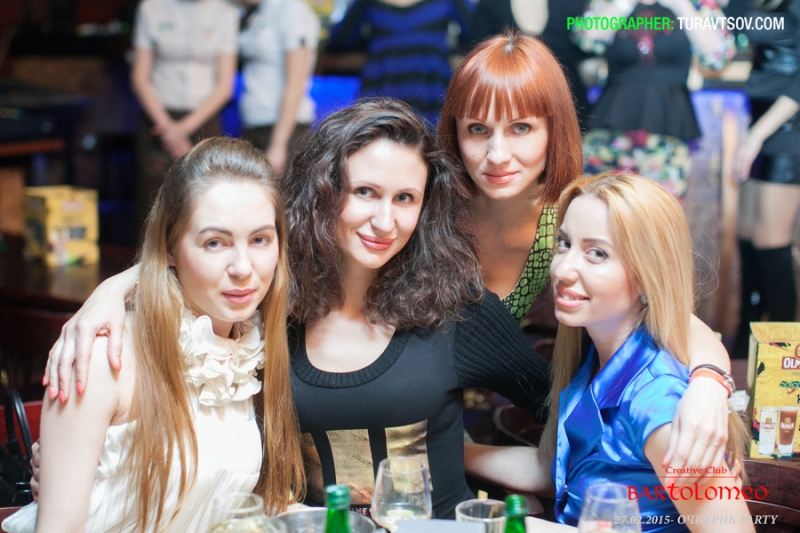 Очкарик party в Creative Club Bartolomeo