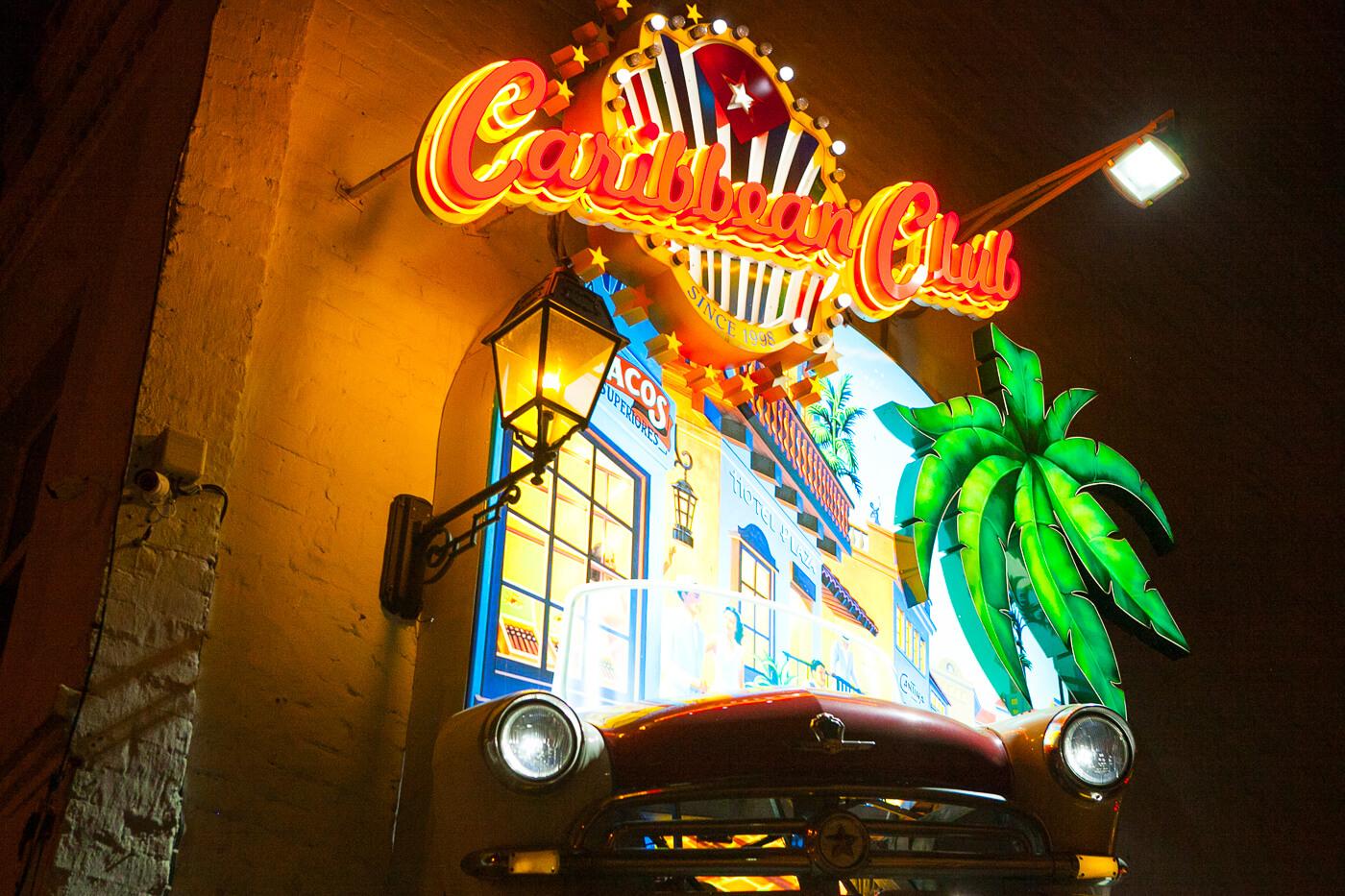 «Caribbean Club»