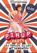 Pin Up party в «Forsage»