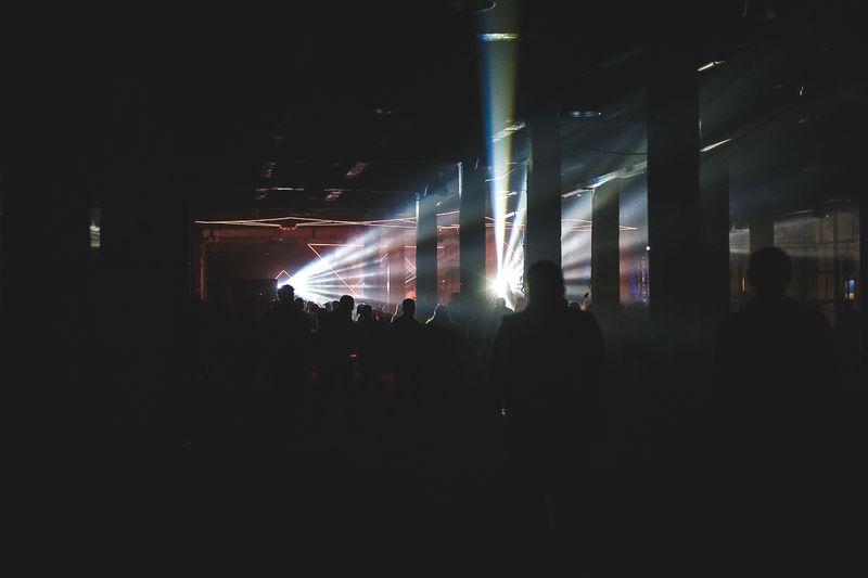 Белые ночи на арт-заводе «Платформа»