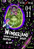 «Wonderland» в «Saxon»