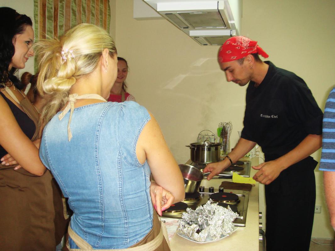 Кулинарная школа «Rесторация»