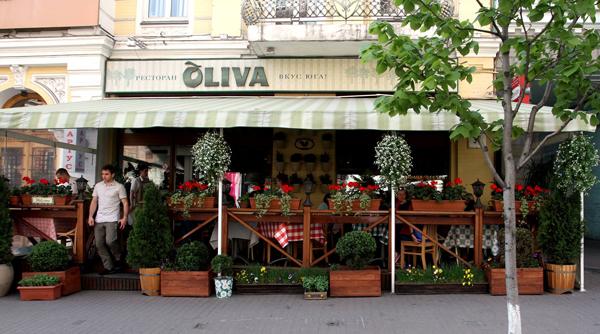 Ресторан «Viva Oliva»