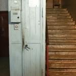 Старейший лифт