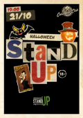 «Stand-Up Halloween»