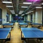Теннисный клуб в ТРК «Караван»
