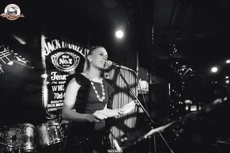 Группа «Ш.Т.О.Р.М.» и Глеб Копалин @ Гриль-бар «Фаэтон»