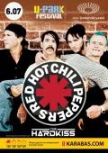 Концерт «Red Hot Chili Peppers» в «НСК Олимпийский»