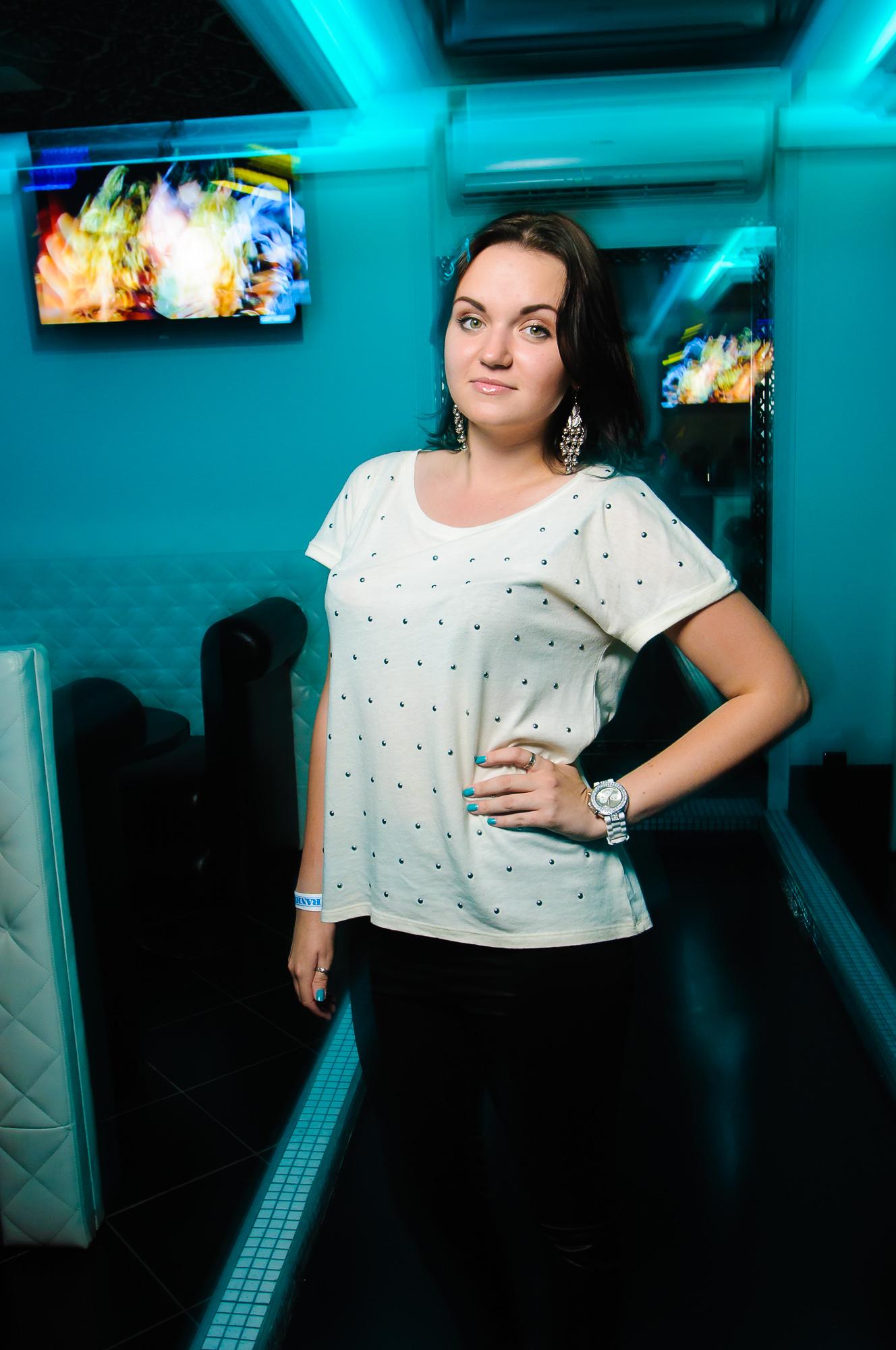 Hot girls в клубе Franklin