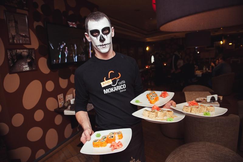 Хэллоуин в Сonfetti на Победе