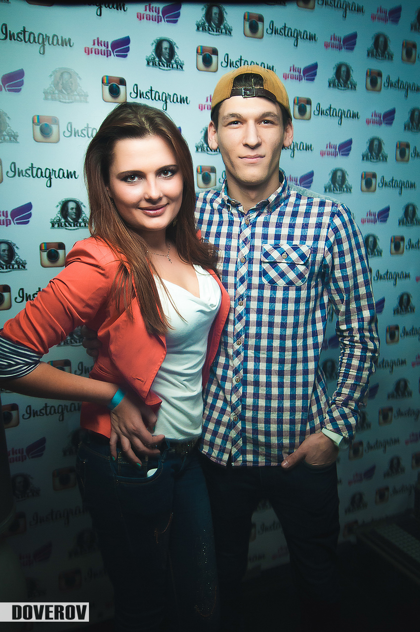 Instagram party в Franklin