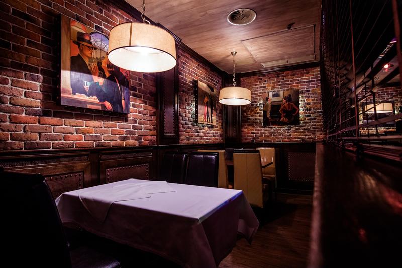 Ресторан «Miami Blues»