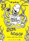 «House Hooligans. Карибский кризис» в «Saxon»