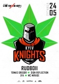 Kyiv Knights. Night One в «Saxon»