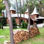 База отдыха «Дача Горца» (бывшее Гнездо Глухаря)