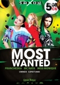 «Most Wanted» в «Saxon»