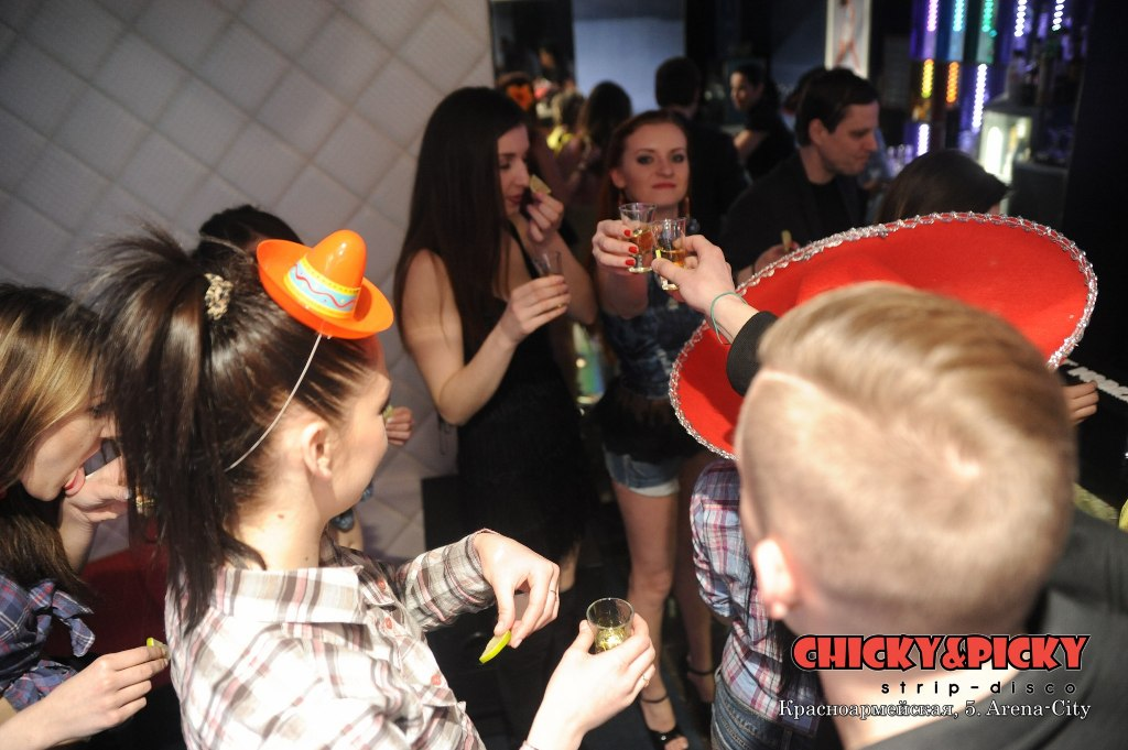 Viva Tequila party в Chicky&Picky