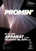 Apparat и Telefon Tel Aviv на арт-заводе «Платформа»