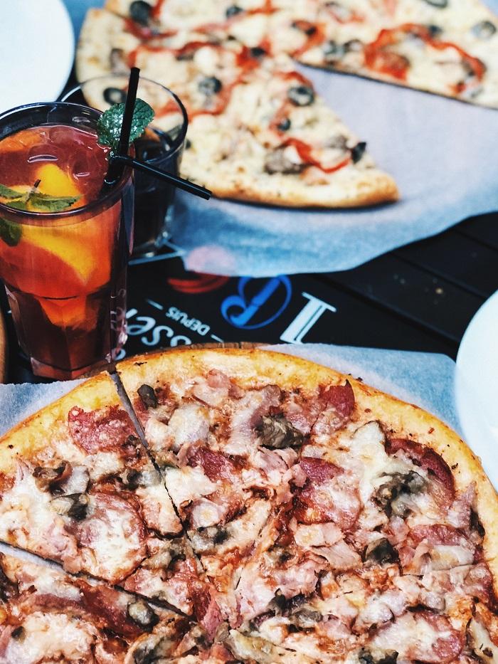 Пицца-бар «Дакота» + доставка 24/7