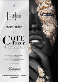 Cote D'Azur Weekend