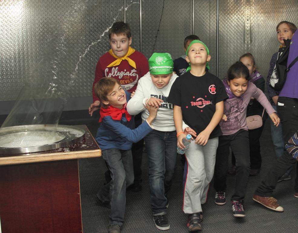 Музей «Экспериментаниум»
