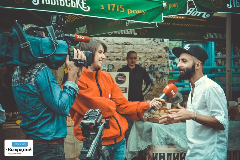 «Первый праздник Бороды» в галерее «Лавра»