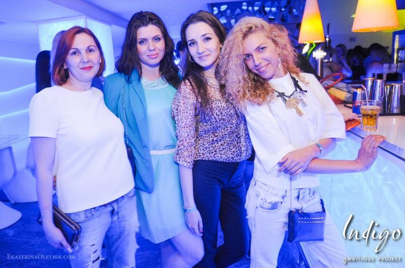 «Van Gogh Style Party» в клубе Indigo
