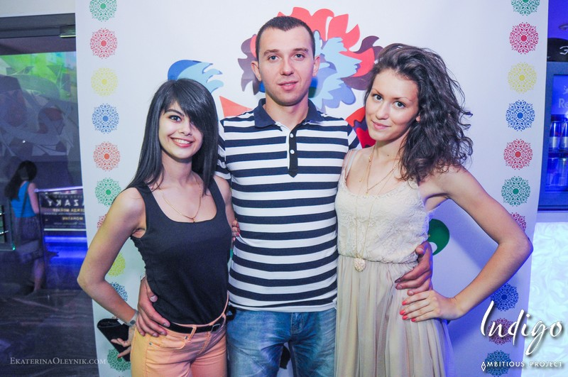 AntiRublevka Party в клубе Indigo