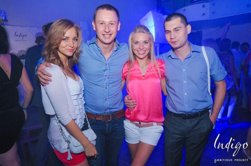 Реалити-шоу «Холостяк» в клубе Indigo