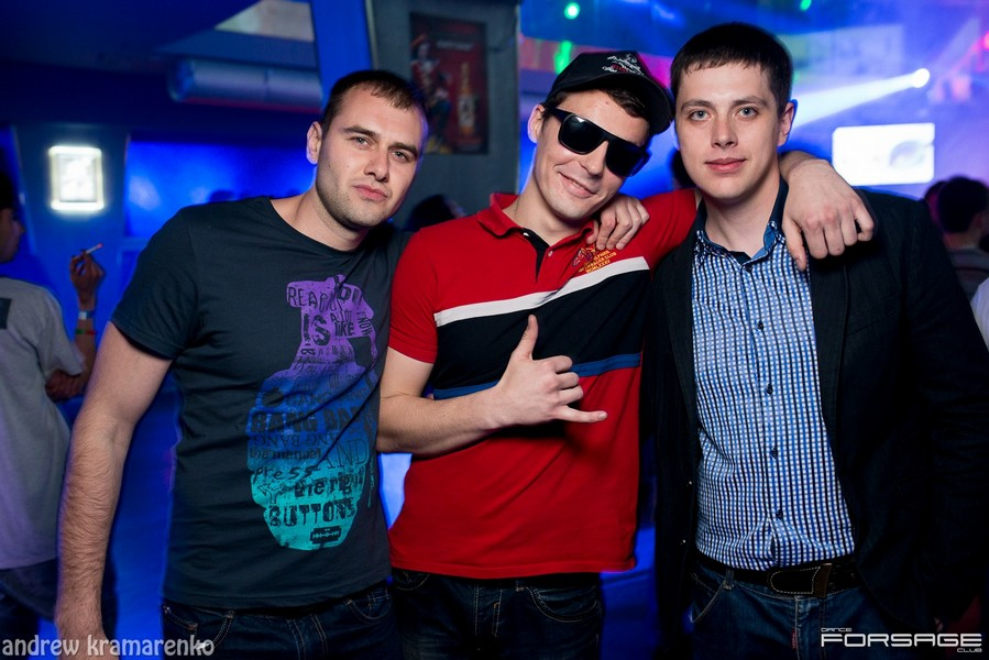 Club-styles video mix project в Forsage
