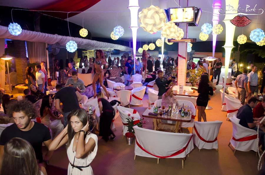Dj Baur (Soho Rooms) в Ночной клуб «Dali Park»
