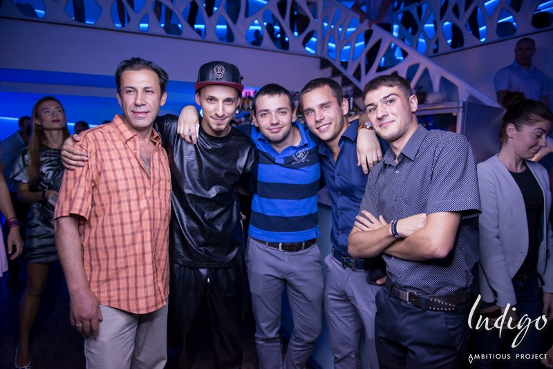 «Back2School Party» в клубе «Indigo»