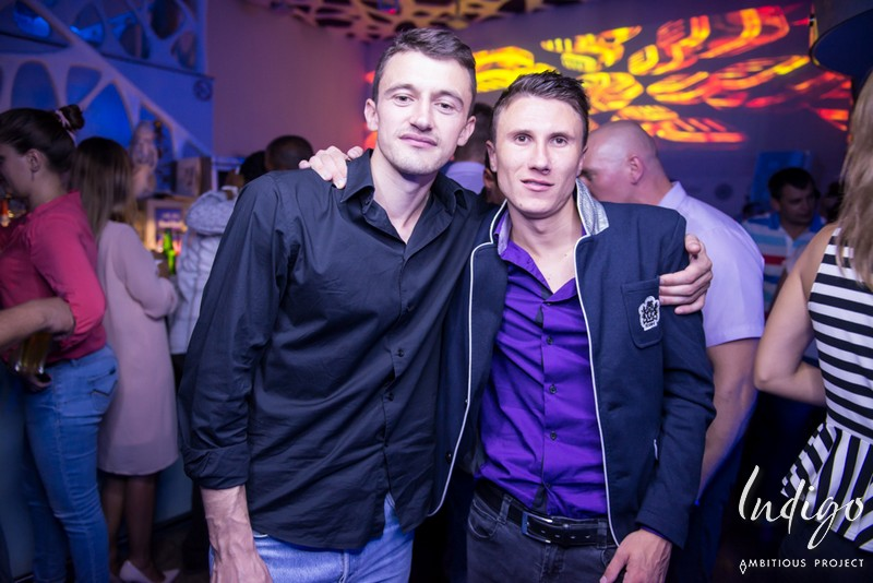 «Yellow Party» в клубе «Indigo»