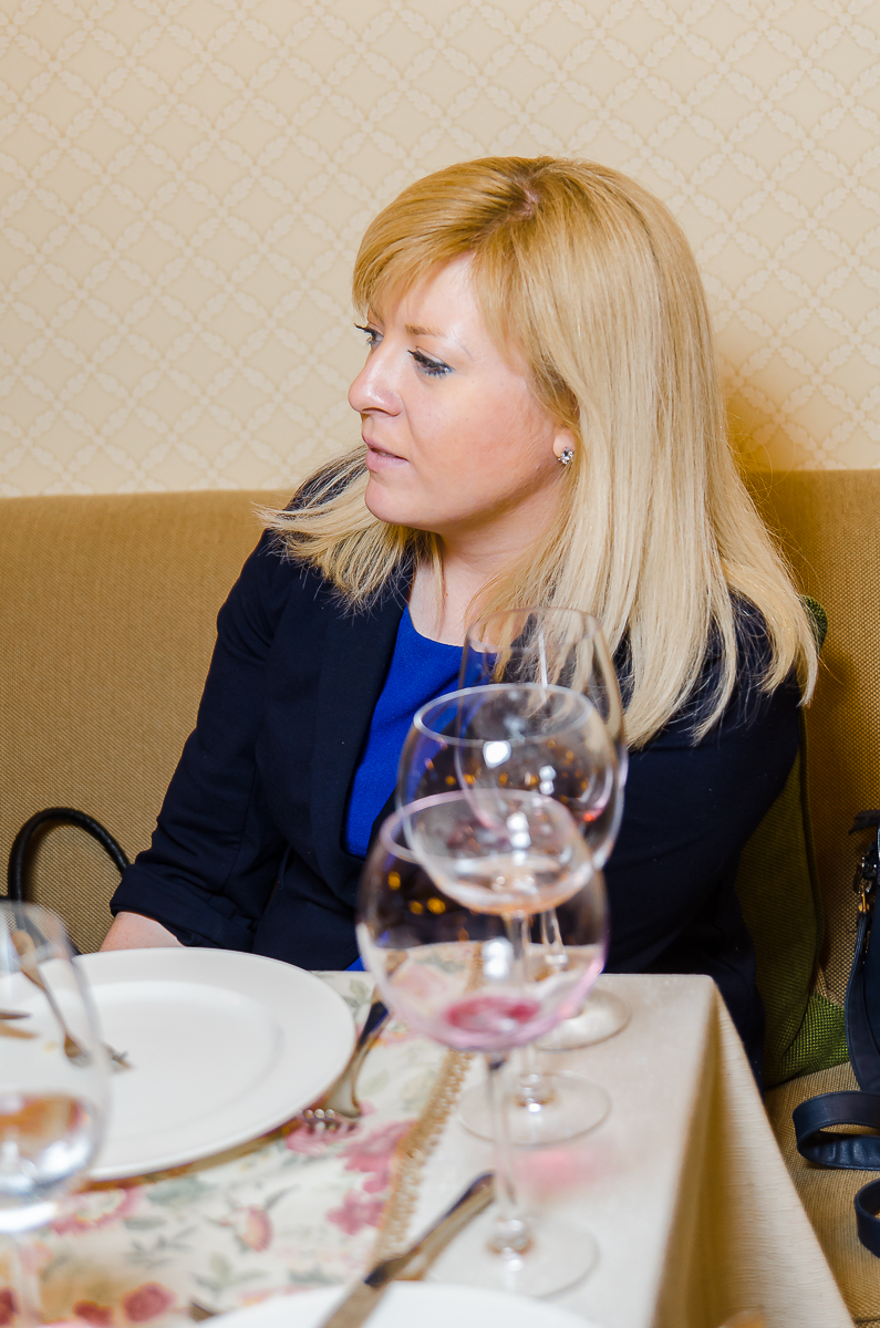 «Le Beaujolais Nouveau est arrivé!» в Ресторане «Parfait»