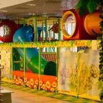 Детская площадка «Лабиринт»