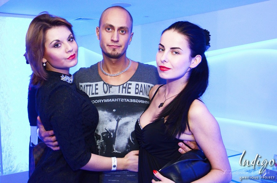 DJ Shushukin в клубе Indigo